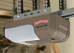odyssey 1000 belt drive garage door opener